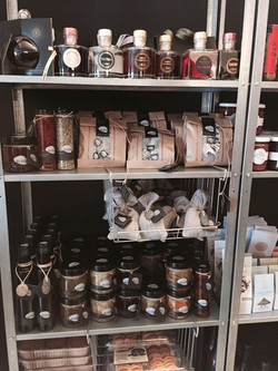 Our Products In A Shop