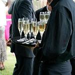 welcome Fizz Wedding reception