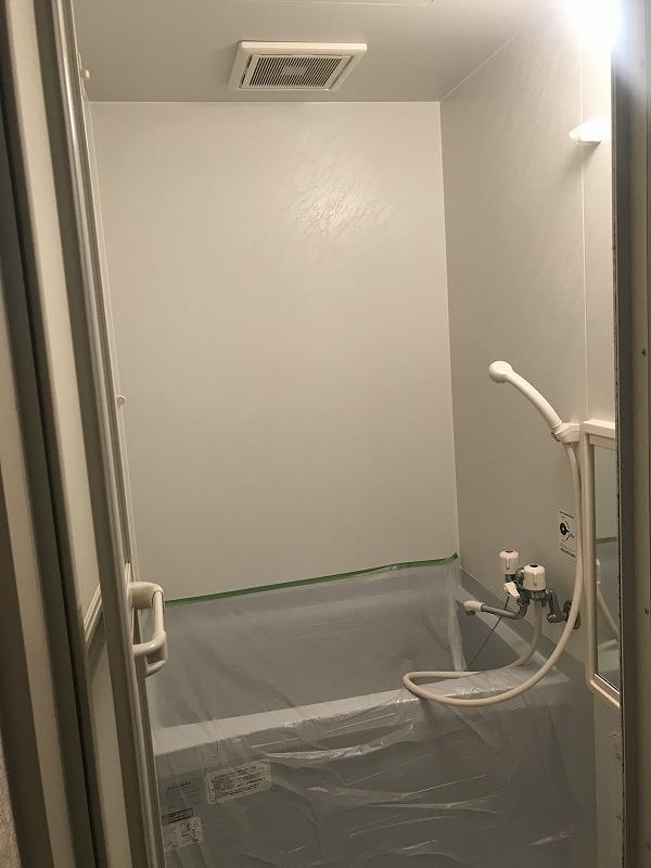 ワンワン・メゾン 浴室