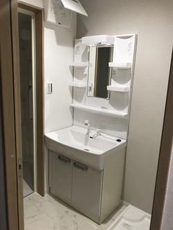 ワコーレヴィータ新伊丹 洗面室