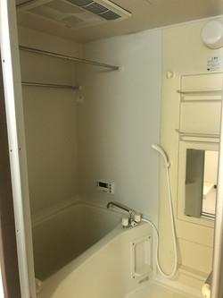 ドムール稲野 浴室