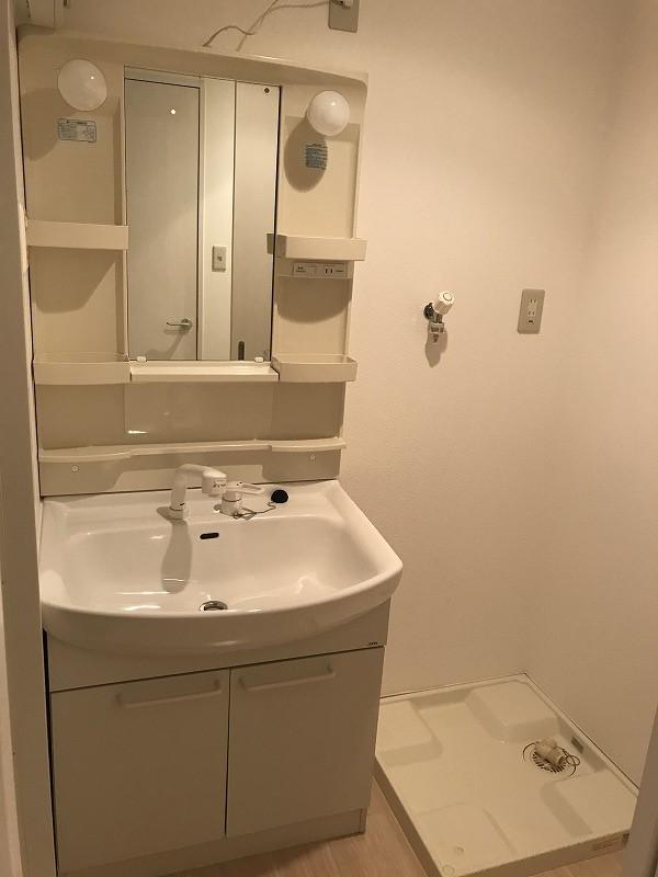 エスポワール 洗面室