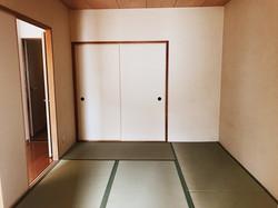 パルコート西内 和室