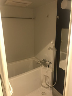 シャトーパルモア武庫之荘 浴室