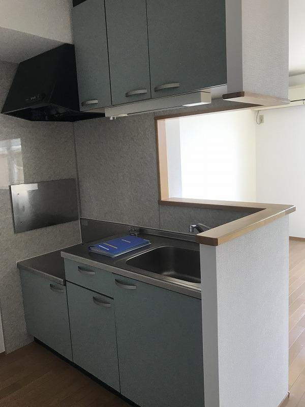 グレースコートM&T キッチン