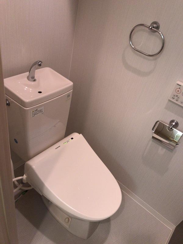 カーサラルーナ トイレ