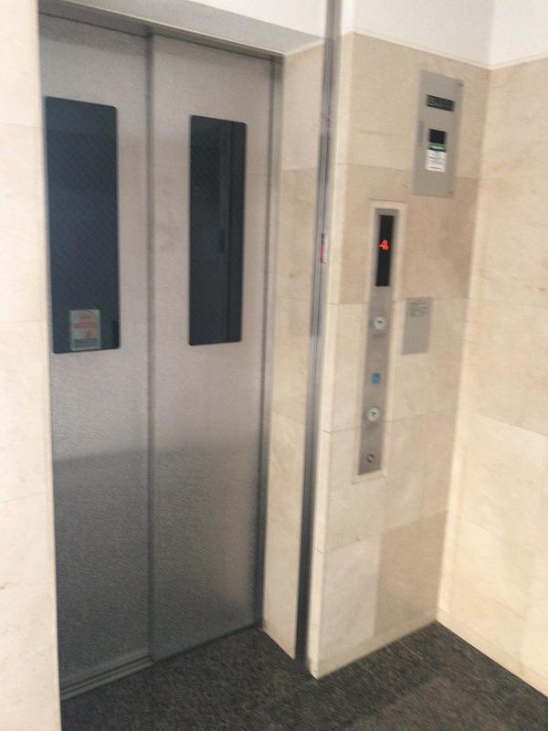エスポワール エレベーター