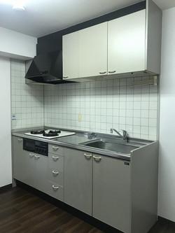 グランパレ塚口 キッチン2
