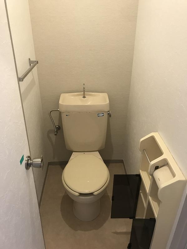 フォーゲルプラッツホンダ トイレ