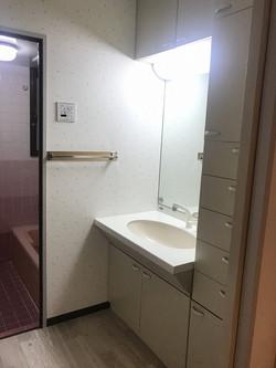グランパレ塚口 洗面室