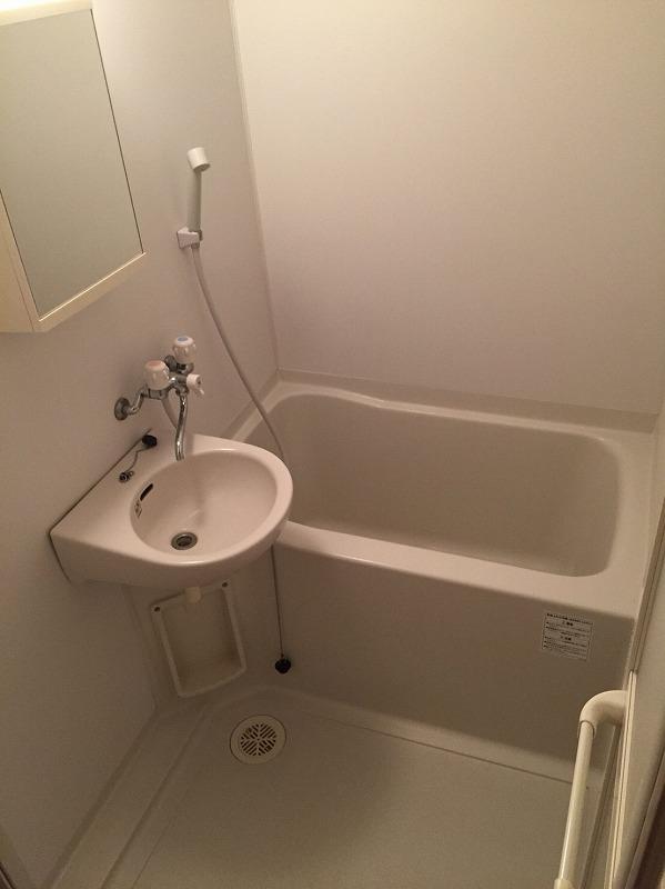 ハッピー稲野マンション 浴室