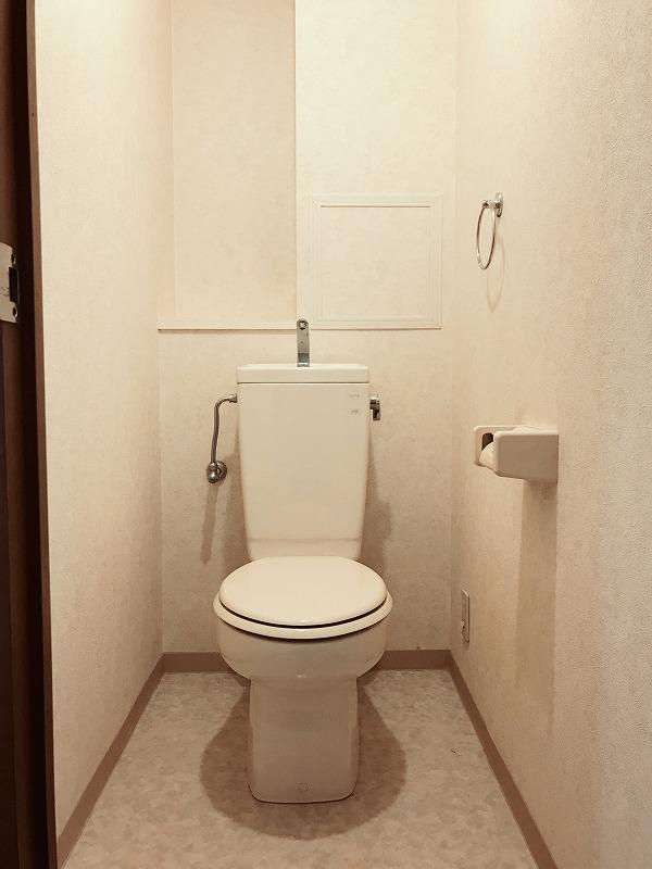 パルコート西内 トイレ