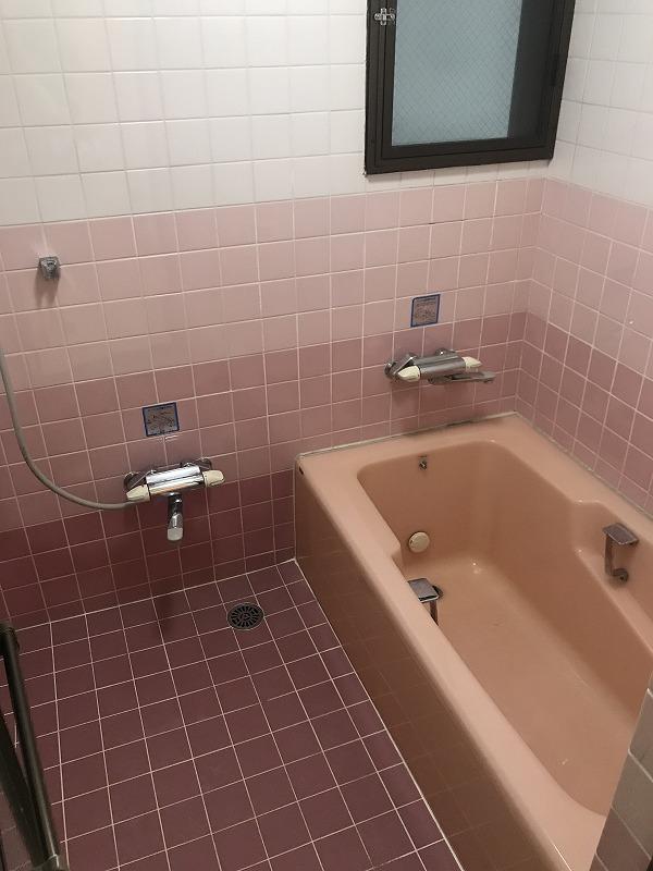 グランパレ塚口 浴室
