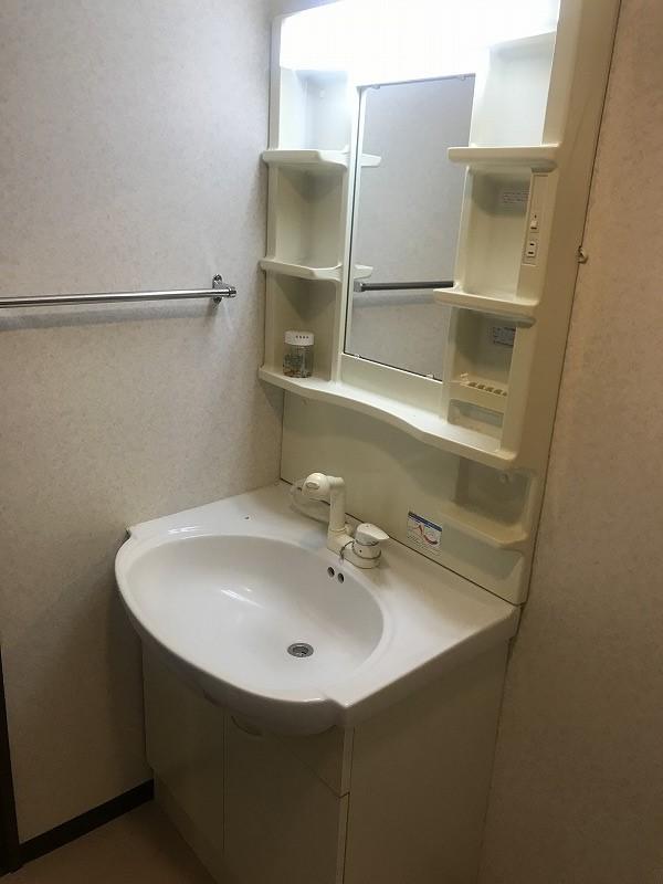 ドムール稲野 洗面室