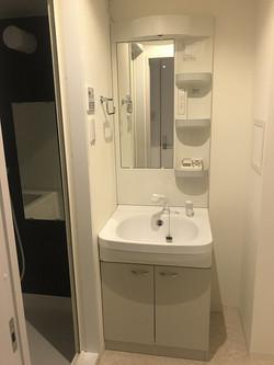 シャトーパルモア武庫之荘 洗面室
