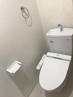 ワコーレヴィータ新伊丹 トイレ