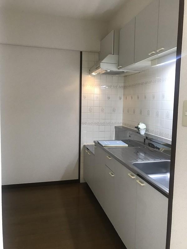 ドムール稲野 キッチン