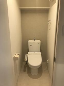 シャトーパルモア武庫之荘 トイレ