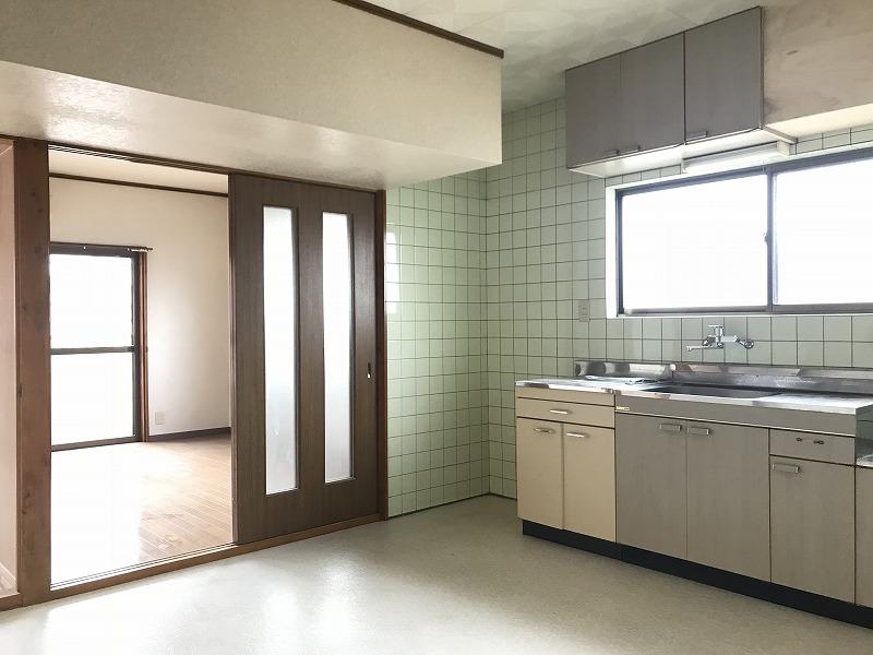 サンコート塚口 ダイニングキッチン