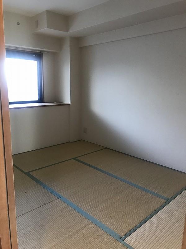 ドムール稲野 和室
