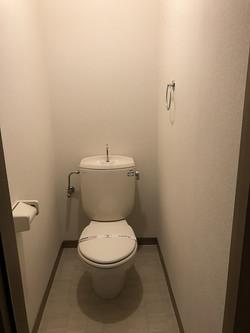 ベルデュールメゾン柊 トイレ