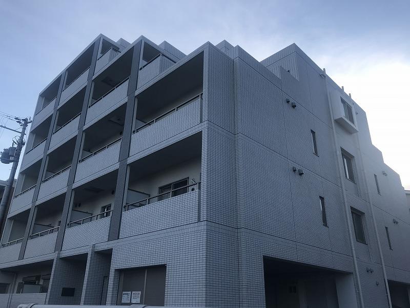 シャトーパルモア武庫之荘 外観