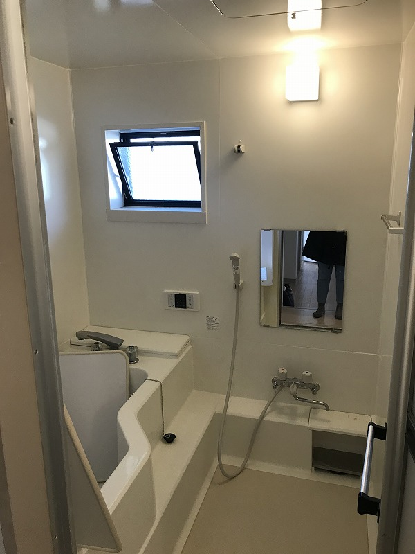 フォーゲルプラッツホンダ 浴室