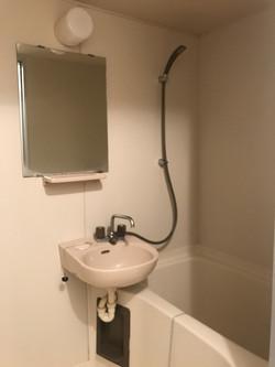 パークサイド塚口 浴室洗面