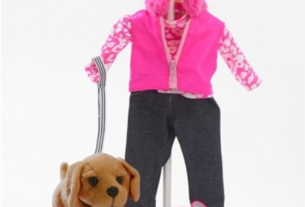 "Madame Alexander Walking My Puppy Accessory Pack - For 18"" Play Dolls"
