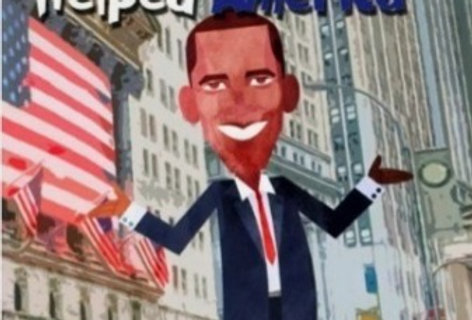 Obama Helped America Children's book