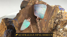 Opal Jewelry Product (Video)