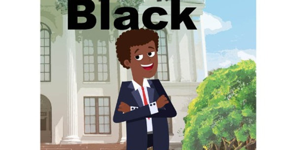 Bank Black Children's Book