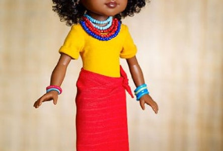 Hearts for Hearts Girls Rahel from Ethiopia Doll
