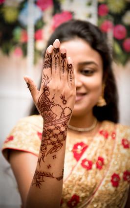 Bridal/Mehndi Party