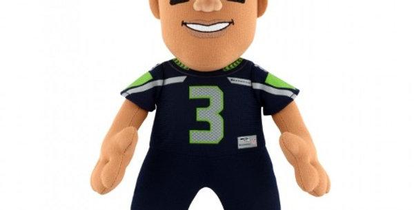 "NFL Seattle Seahawks Russell Wilson 10"" Plush Figure"
