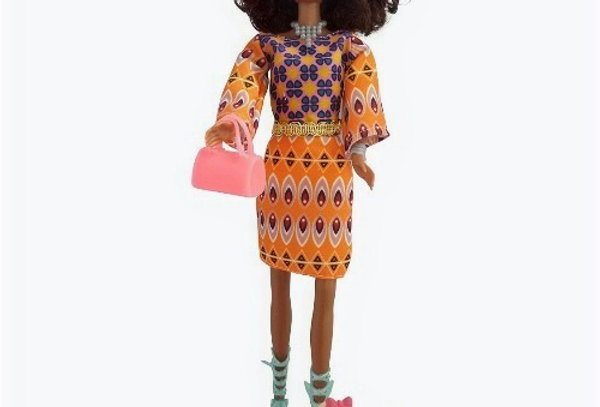 Queens of Africa - WURAOLA Doll (Curly/Natural Hair)