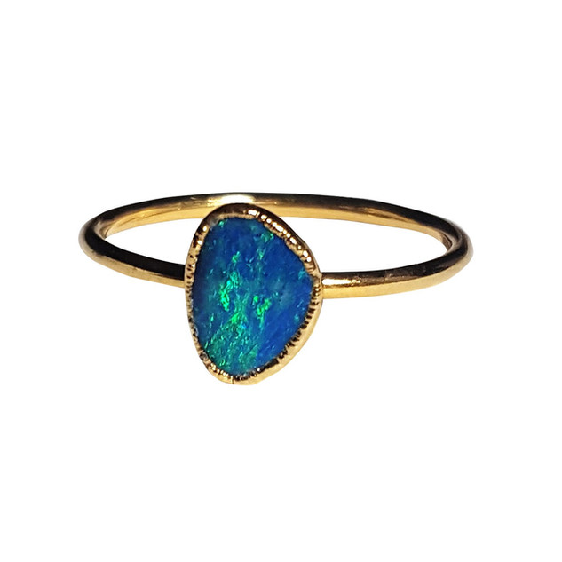Opal Jewelry Product (Ring)