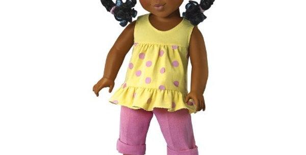 Mia I'm a Pretty Little Black Girl by Madame Alexander