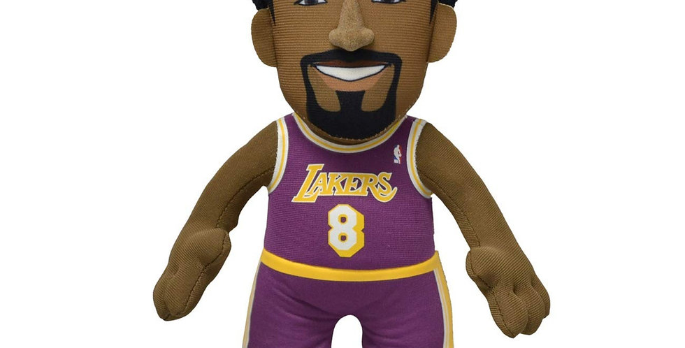 "NBA Los Angeles Lakers® Kobe Bryant 10"" Bleacher Creature Plush Figure"