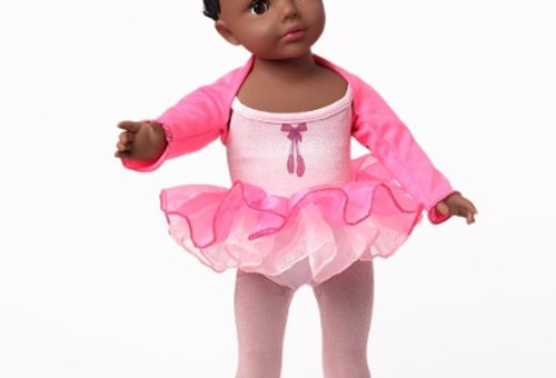 "Madame Alexander Beautiful Ballerina 18"" African American Doll"