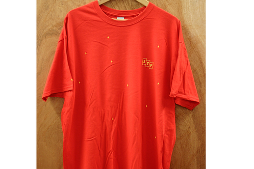STF T Shirt - Red