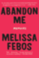 Abandon Me paperback jacket 978163286658