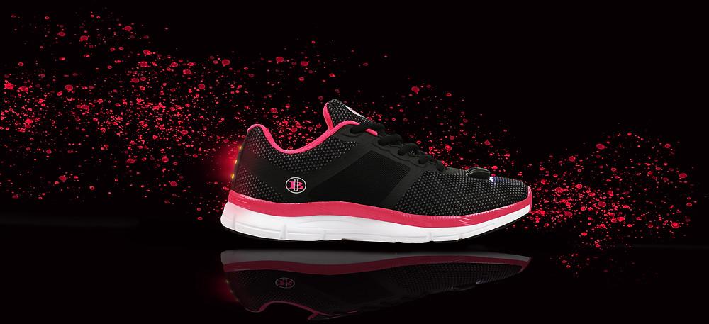 Night Runner- Run in the night-Night Runner Shoes