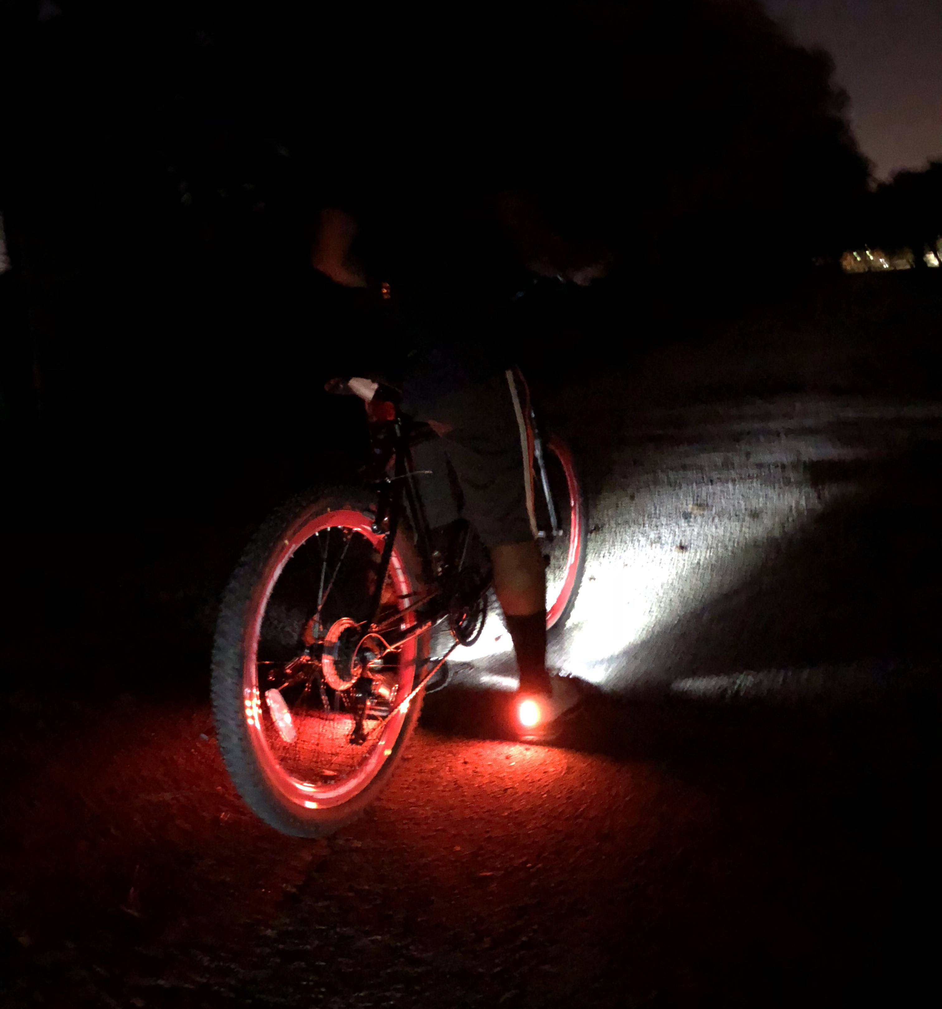 High Beam Shoes LED Safety Lights