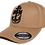 Navy Chief Hat FlexFit Khaki