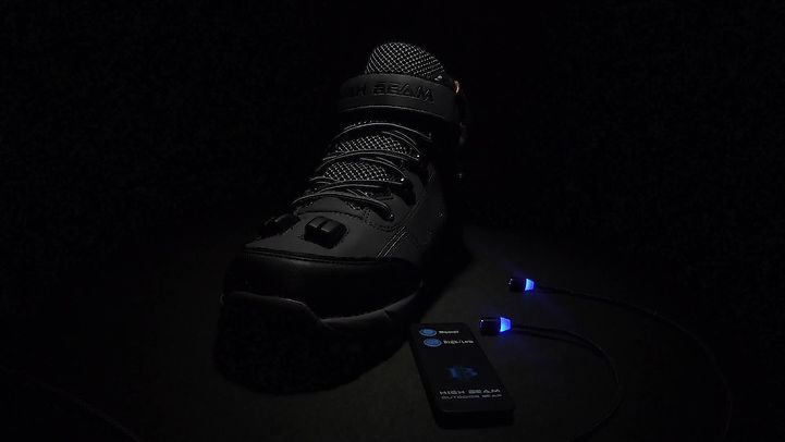 High Beams new Quick Charge Hiking Boots