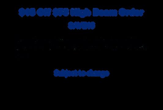 Save$15 High Beam Coupon.png