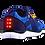Night Runner Safety Lights (Blue)