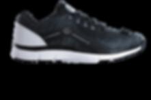 Mens-LED-Running Shoe-Black-side View.png