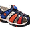 Thumbnail: Adventure Kid's LED Light Sandal (Blue/Red)